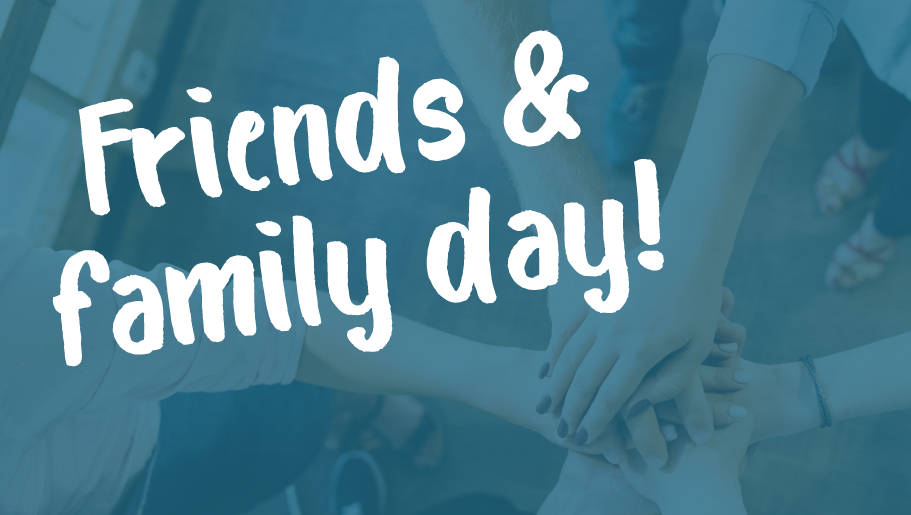 PKP-dag: Friends & Family day!